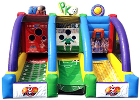 Triple Play 3 in 1 Sports Zone